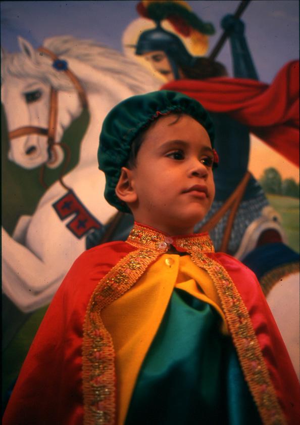 st george costume 1